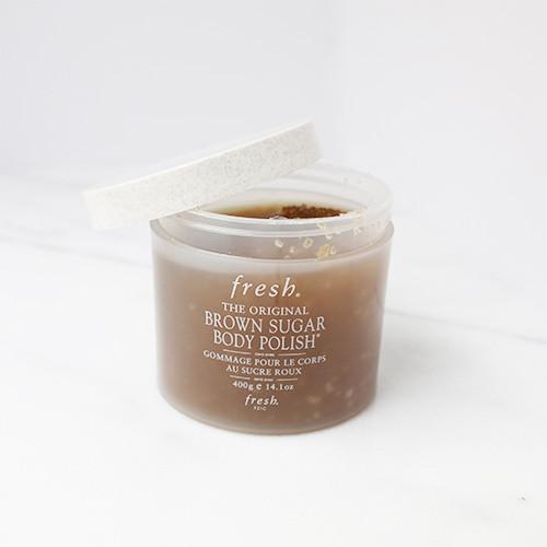 Fresh Brown Sugar Body Polish Photo
