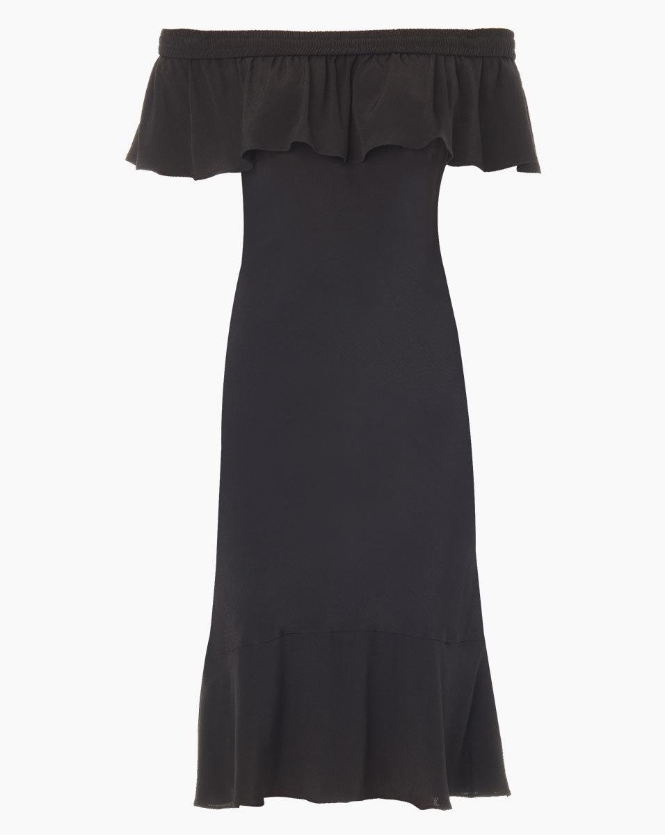 Veronica Beard Off the Shoulder Dress